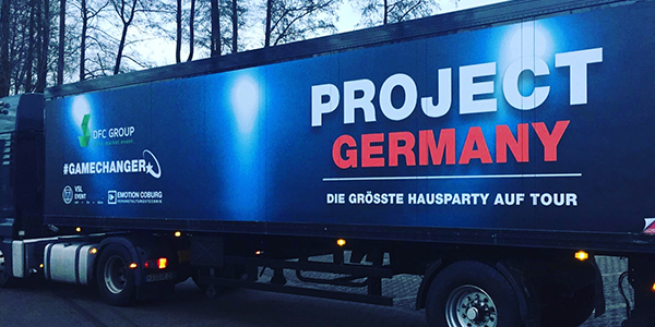 DFC Group Project Germany Truck